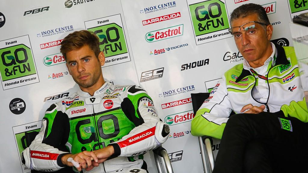 Alvaro Bautista, GO&FUN Honda Gresini, GER Q2