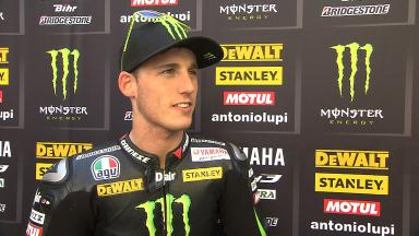 Pol Espargaro: 'Crash was my fastest ever but no injuries'