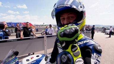 Sachsenring 2014 - Moto2 - QP - Highlights