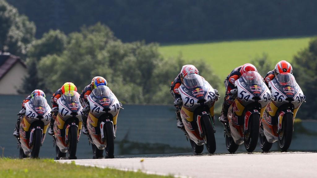Red Bull MotoGP Rookies Cup - Race 1