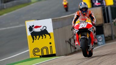 Dani Pedrosa, Repsol Honda Team, GER Q2
