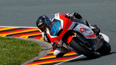 Nina Prinz, QMMF Racing Team, GER FP3