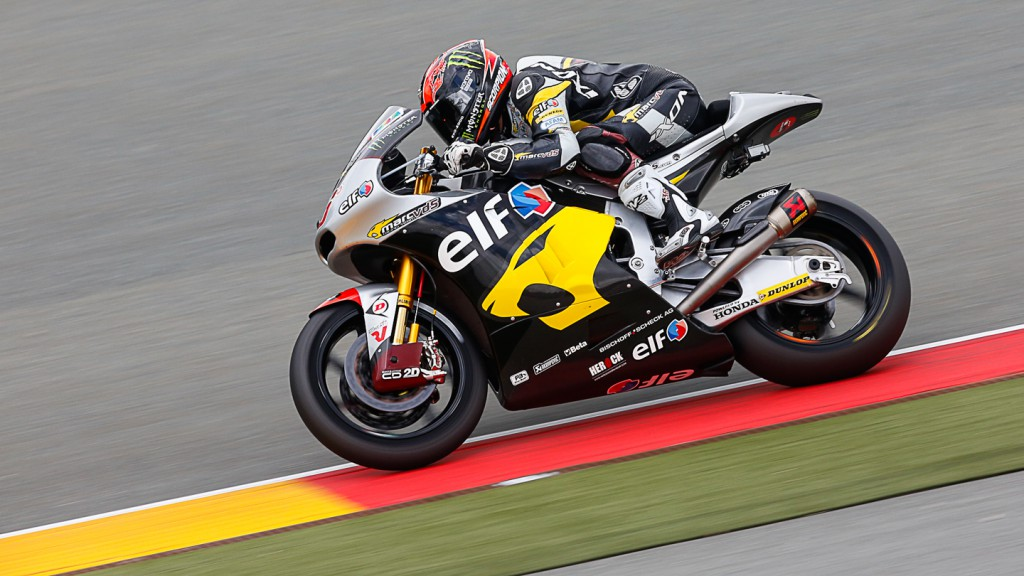 Mika Kallio, Marc VDS Racing Team, GER QP