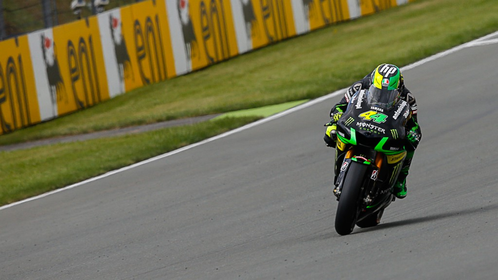 Pol Espargaro, Monster Yamaha Tech 3, GER Q2