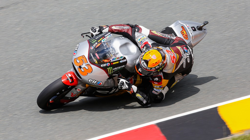 Esteve Rabat, Marc VDS Racing Team, GER QP