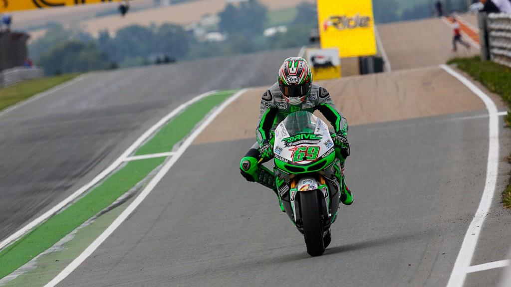 Nicky Hayden, Drive M7 Aspar, GER Q1