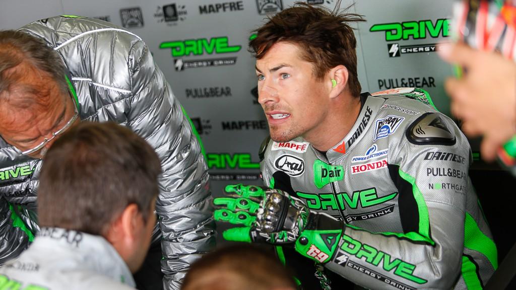 Nicky Hayden, Drive M7 Aspar, GER Q2