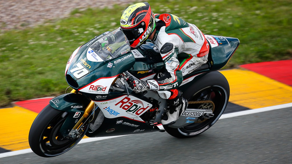 Michael Laverty, Paul Bird Motorsport, GER Q1