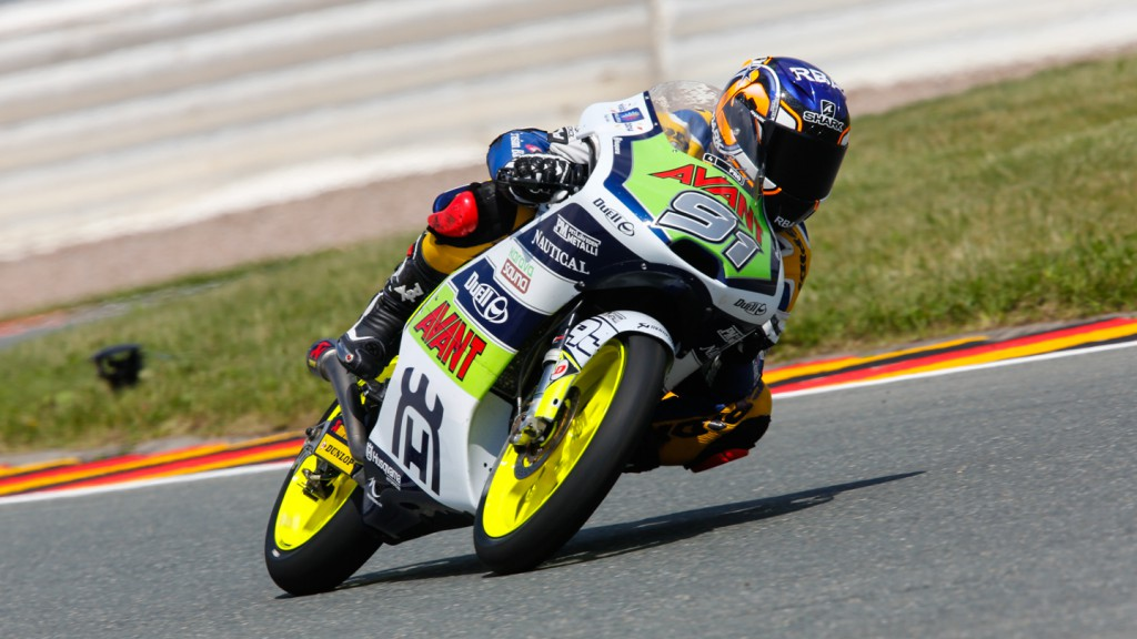 Gabriel Rodrigo, Red Bull Husqvarna Ajo, GER FP3