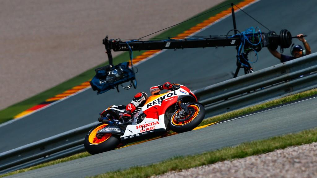 Marc Marquez, Repsol Honda Team, GER FP3