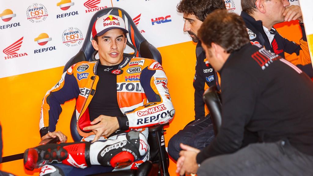Marc Marquez, Repsol Honda Team, GER Q2