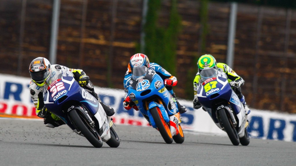 Moto3 Action, GER QP