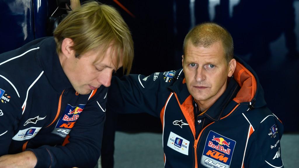 Aki Ajo, Red Bull KTM Ajo, GER QP