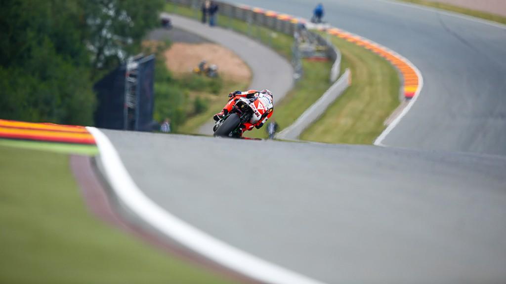Stefan Bradl, LCR Honda MotoGP, GER WUP