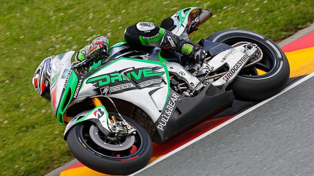 Hiroshi Aoyama, Drive M7 Aspar, GER RACE