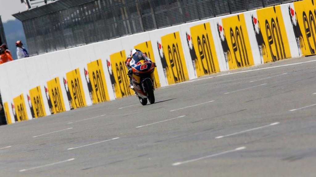 Jack Miller, Red Bull KTM Ajo, GER WUP