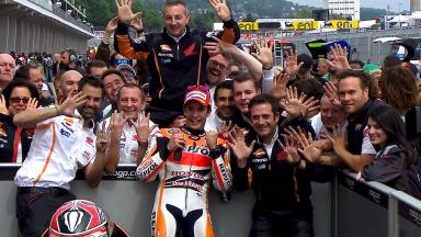 Sachsenring 2014 - MotoGP - RACE - Highlights