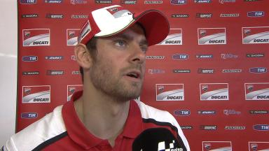 Crutchlow unsure what Indianapolis will bring