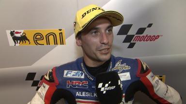 Sachsenring 2014 - Moto3 - RACE - Interview - Alexis Masbou