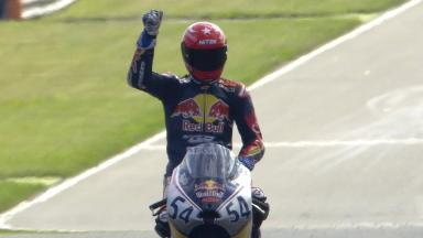 Red Bull MotoGP Rookies Cup - Sachsenring Race 1