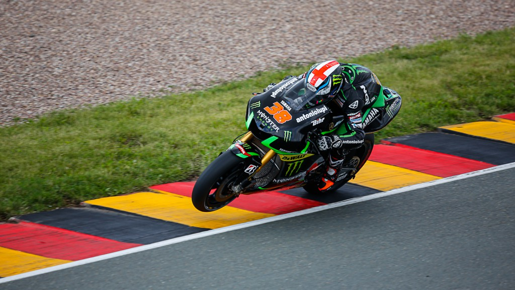 Bradley Smith, Monster Yamaha Tech 3, GER WUP