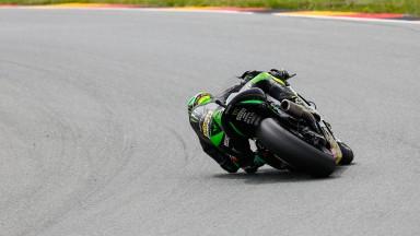 Pol Espargaro, Monster Yamaha Tech 3, GER RACE