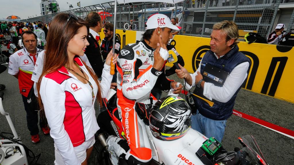 Yonny Hernandez, Pramac Racing, GER RACE