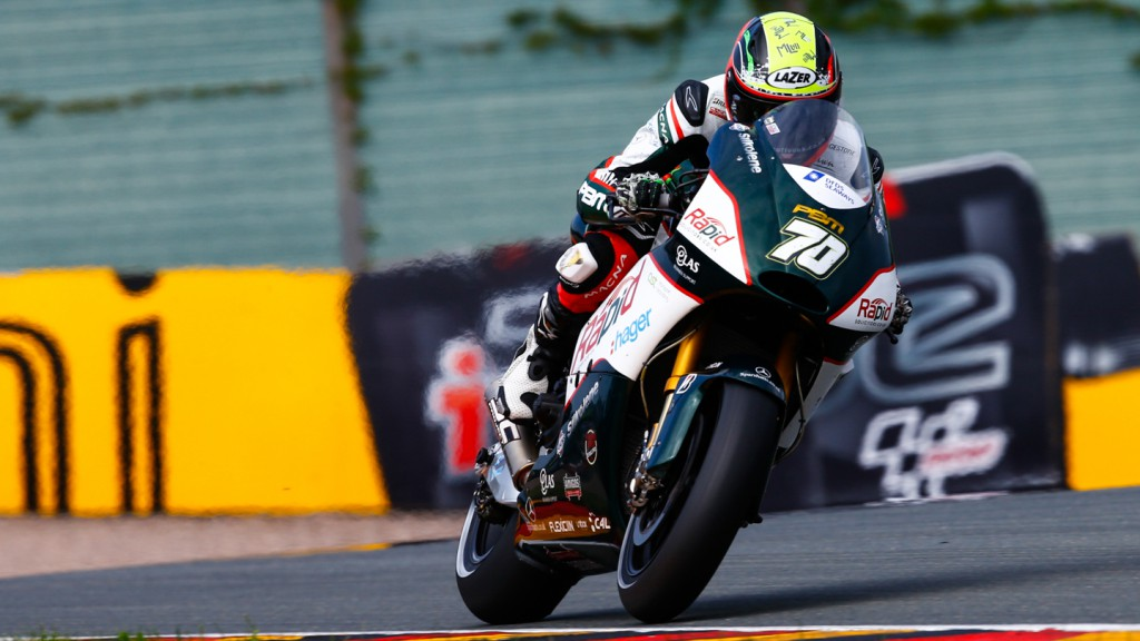 Michael Laverty, Paul Bird Motorsport, GER RACE