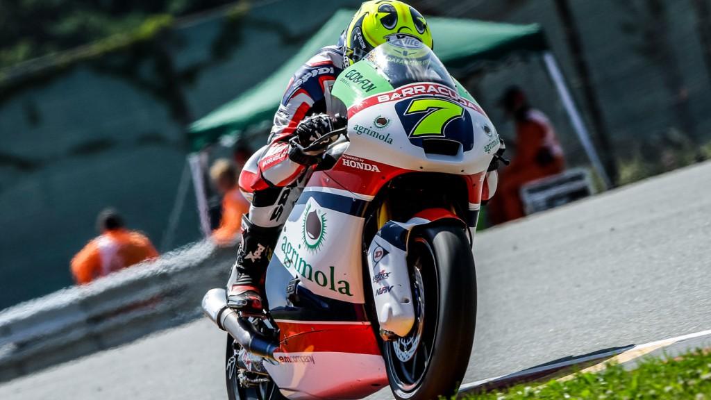 Lorenzo Baldassarri, Gresini Moto2, GER RACE
