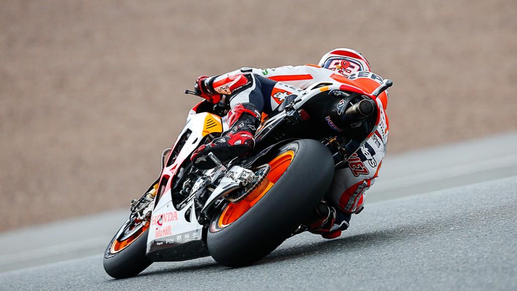 Marc Marquez, Repsol Honda Team, GER WUP