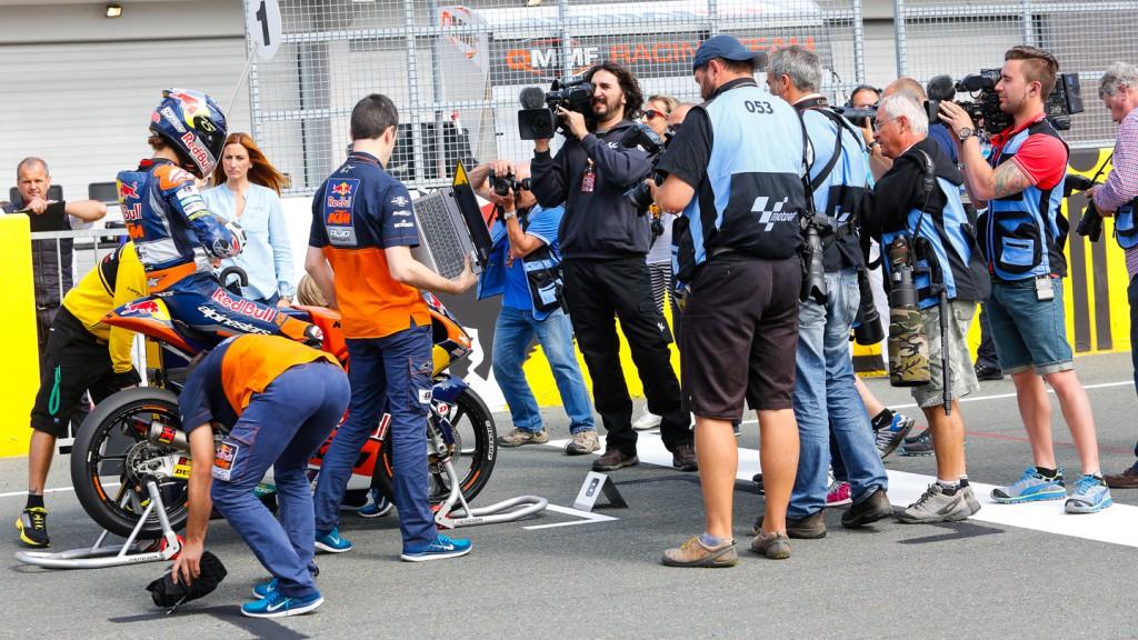 Jack Miller, Red Bull KTM Ajo, GER RACE