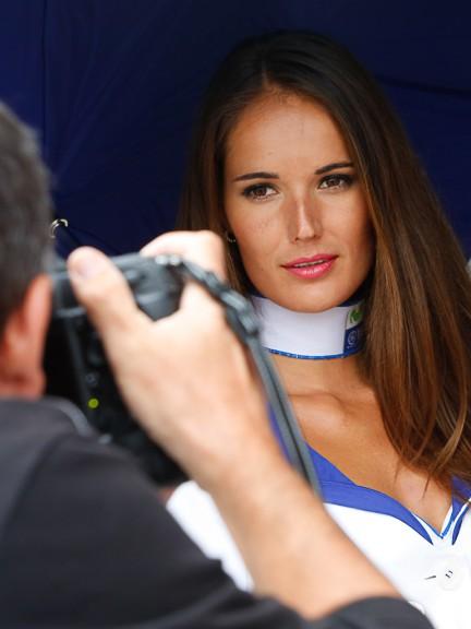 Paddock Girls, eni Motorrad Grand Prix Deutschland