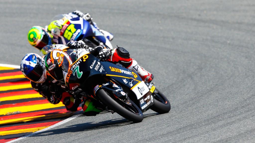 Efren Vazquez, SaxoPrint-RTG, GER RACE