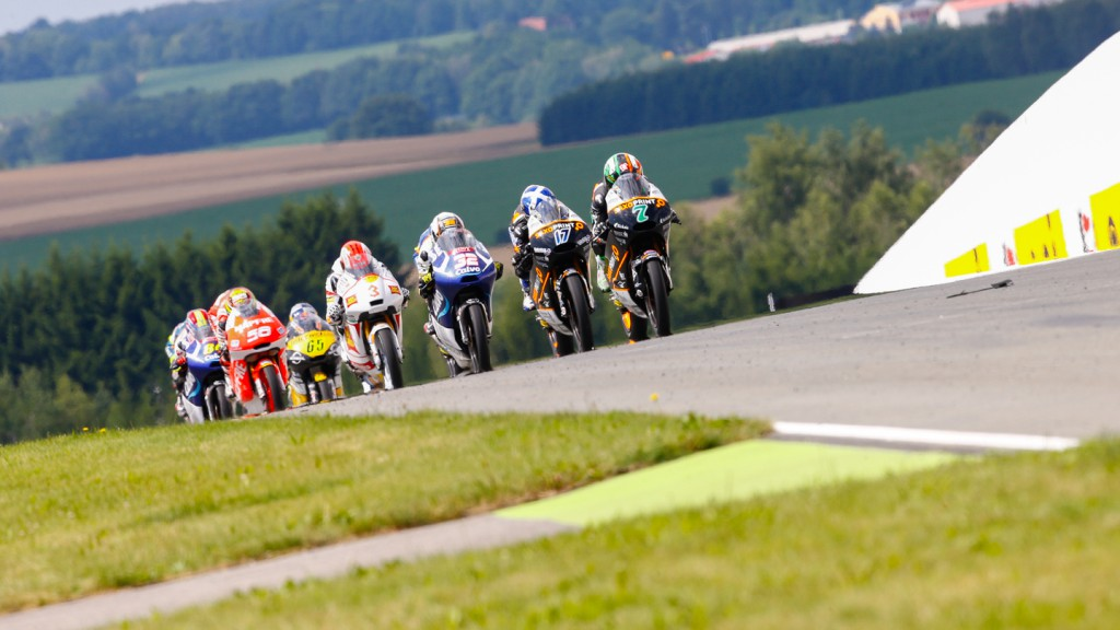 Moto3 Action, GER RACE