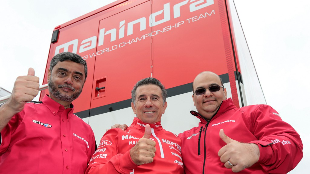 Jorge Martínez Aspar agrees deal with Choonia and Shukla from Mahindra