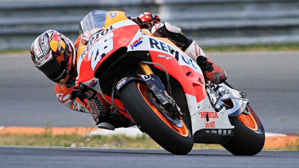 Dani Pedrosa / Repsol Honda - HRC Brno Test