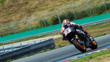 Marc Marquez / Repsol Honda - HRC Brno Test