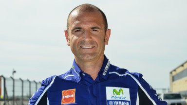Massimo Meregalli, Movistar Yamaha MotoGP