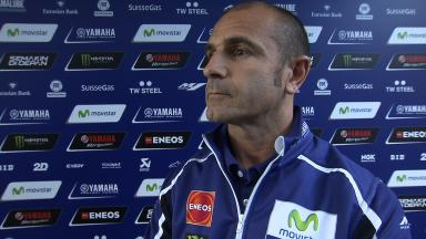 2014 - MotoGP - Half Season Interview - Massimo Meregalli