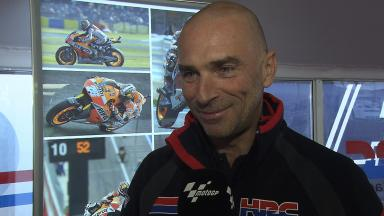 2014 - MotoGP - Half Season Interview - Livio Suppo