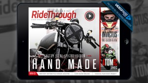 Edition 26 of Ride Through Magazine available now