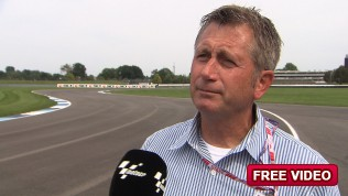 IMS' Kevin Forbes on new track layout
