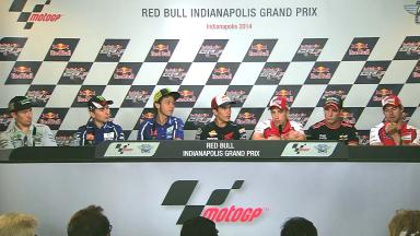 Red Bull Indianapolis Grand Prix: Pre-event Press Conference