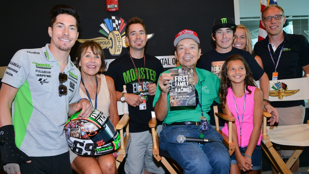The First Family of Racing: The Haydens Book Launch