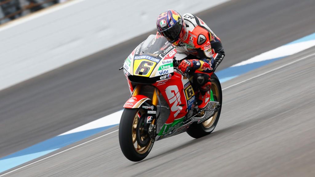 Stefan Bradl, LCR Honda MotoGP, INP FP2