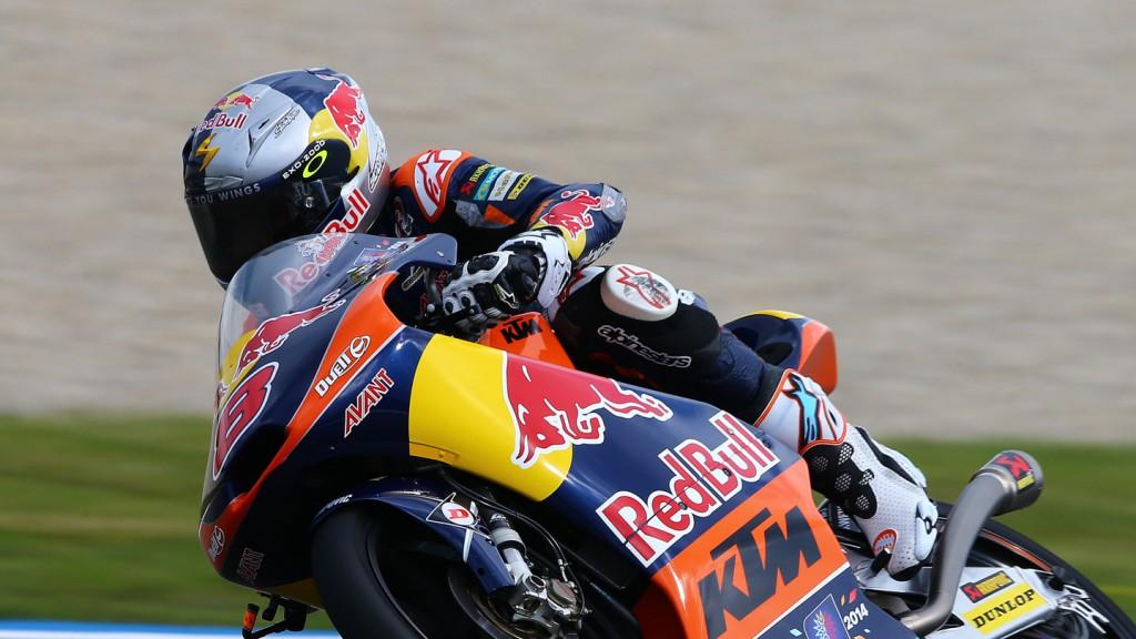 Jack Miller, Red Bull KTM Ajo, INP FP1