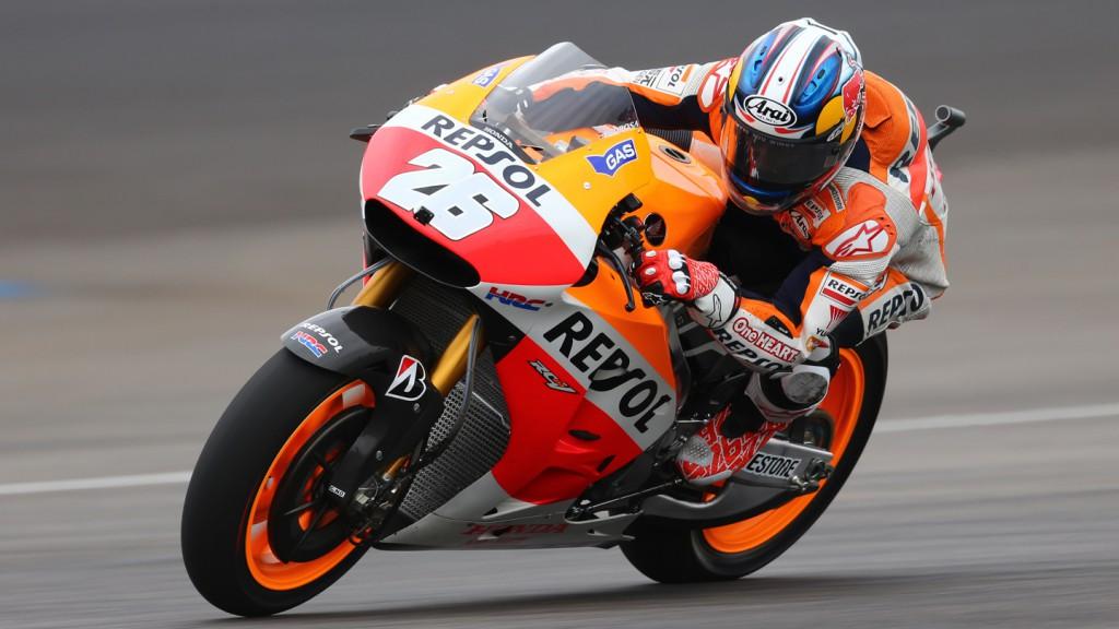 Dani Pedrosa, Repsol Honda Team, INP FP1