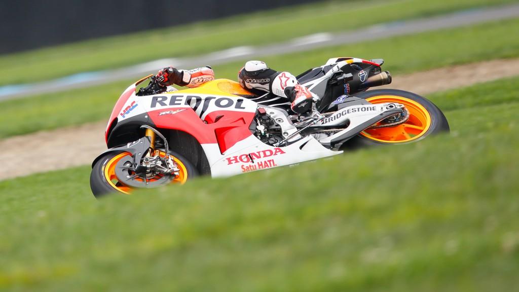 Dani Pedrosa, Repsol Honda Team, INP FP2