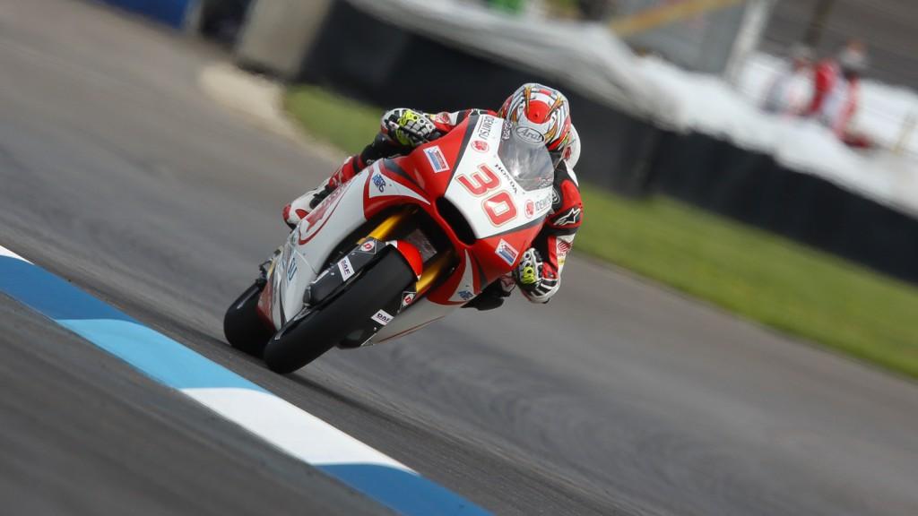 Moto2 INP FP2