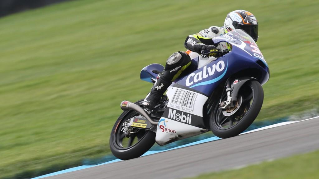 Moto3 INP FP2